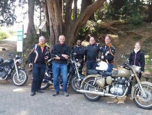 6 Days Safari, Nilgiri Tea Tasting, and Motorcycle Tour in India