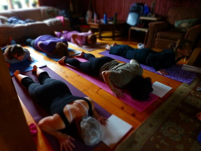 4 Days Weekend Women Yoga Retreat in Ontario