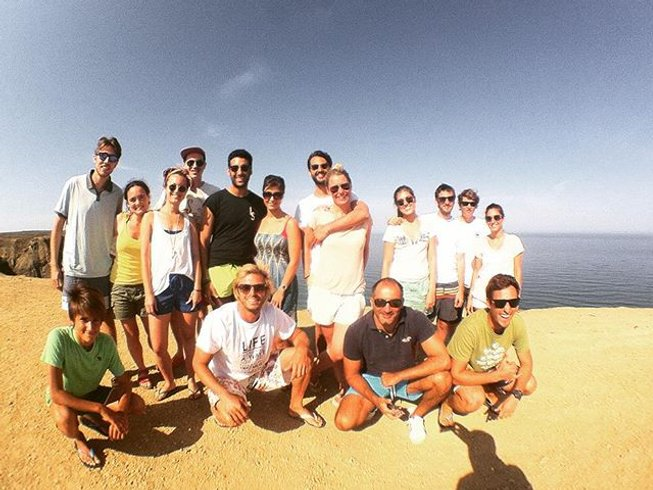 8 Days Surf Camp in Sagres, Vila do Bispo, Portugal