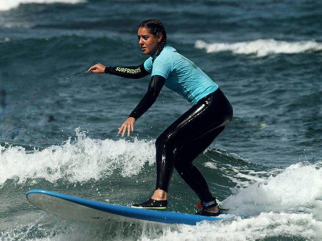 3 jours en stage de yoga et surf à Ericeira, Portugal