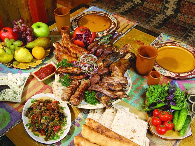 8 Days SacVoyage Culture & Culinary Travel in Armenia