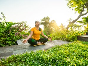 14 Day Anti-Stress Yoga and Ayurveda Retreat in Bali