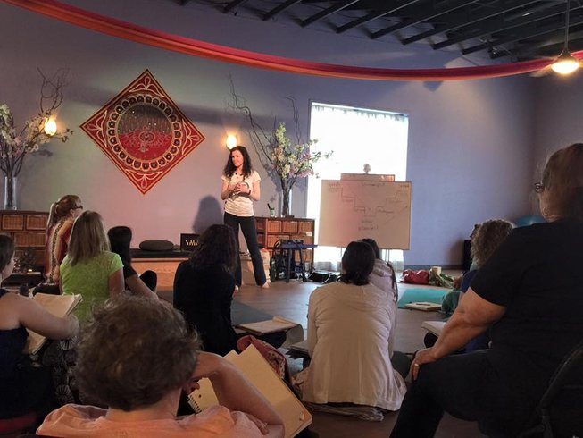 5 Days Healing Immersion Yoga Retreat in USA