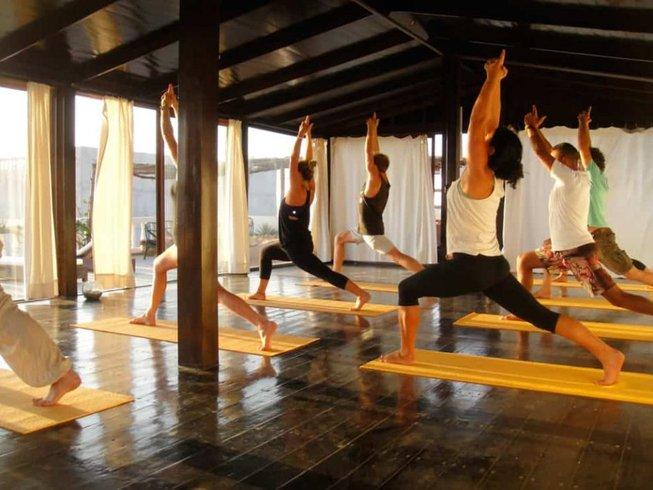 8-Daagse Surf en Yoga Retraite in Taghazout, Marokko
