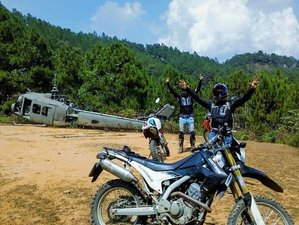 3 Day Guided Hidden Helicopter Crash Off-Road Motorcycle Tour in Chiang Mai Province, Thailand