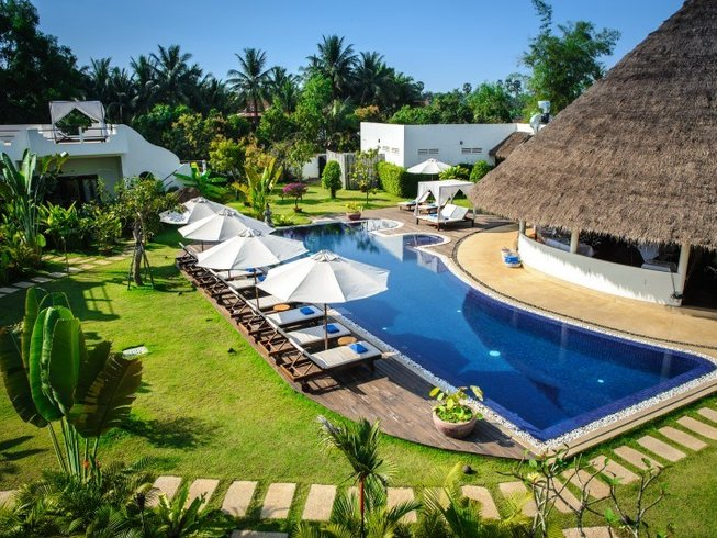 6 Days Discover and Recover Yoga Retreat Siem Reap, Cambodia