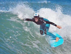 21 Days French Lessons and Surf Camp in Biarritz, France