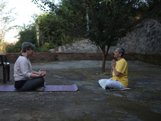 The Art of Breathing – Joy of Yoga Explains Pranayama