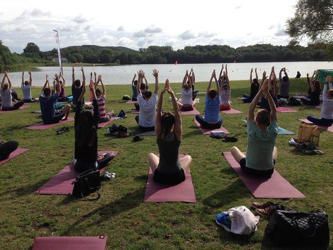 3 jours en week-end stage de yoga en Belgique