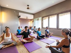 8 Days Hatha Yoga Retreat in Seminyak, Bali