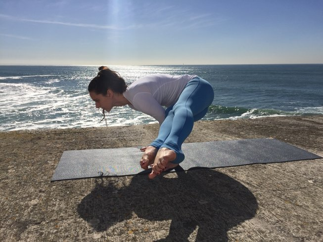 3 días retiro de yoga y caminata consciente en Cascais, Portugal