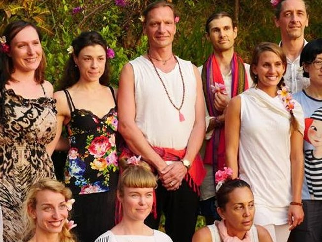 35 Days 300-hour Yoga Teacher Training Bali