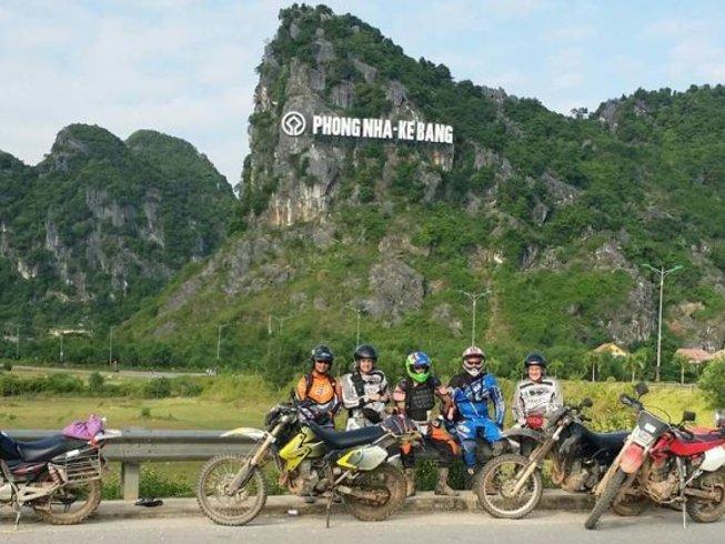 7 Days Hanoi to Hoi An Motorcycle Tour Vietnam