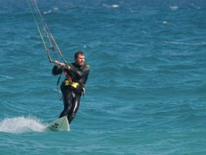 8 Days Kitesurfing Camp in Corralejo, Spain