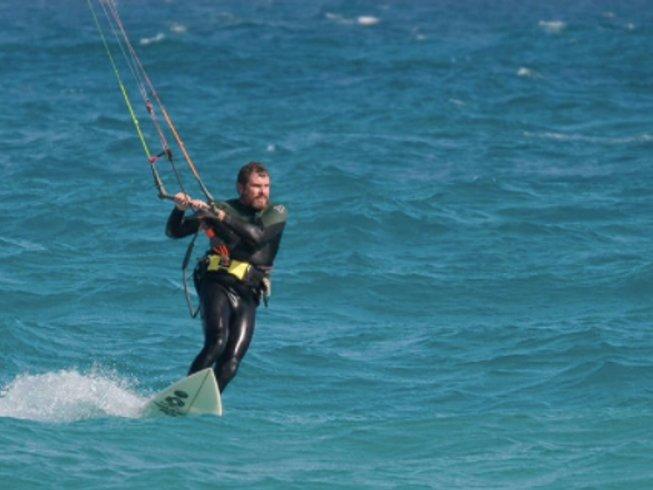 8 Days Kitesurfing Camp in Corralejo, Spain