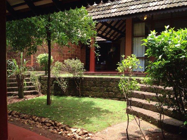 11 Days Meditation and Yoga Retreat in Gokarna, India