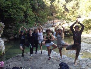 7 días vacaciones de yoga y bienestar en Francia