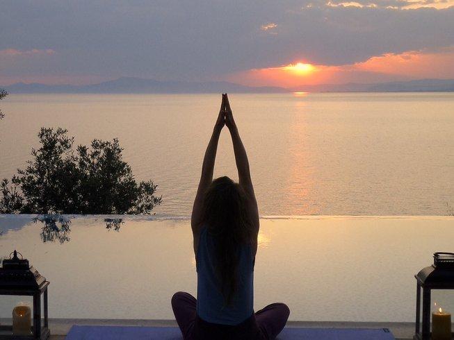 7 días retiro de yoga, Reiki y meditación en Zante, Grecia