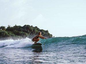 8 Tage Golden Yoga Retreat mit Meditation und Surfen im Exotischen Unawatuna, Südprovinz