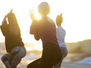 15 Day 200-Hour Luxurious Intensive Yoga Teacher Training in a Beautiful Maltese Villa in Mellieħa