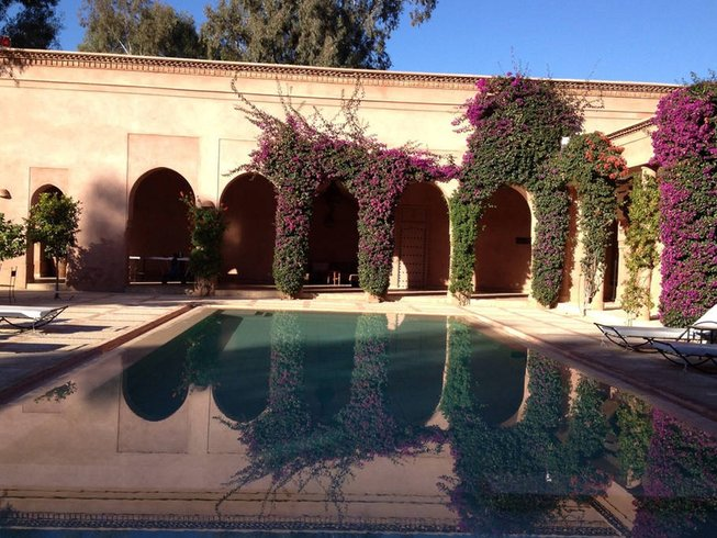 4 Days Short Break Mountain Yoga and Meditation Retreat in Morocco