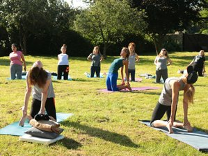 3 Day Autumn Recharge Yoga and Wellness Retreat in Oxfordshire, England