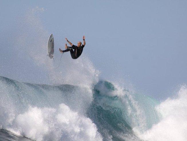 7 Days Refreshing Surf Camp Senegal