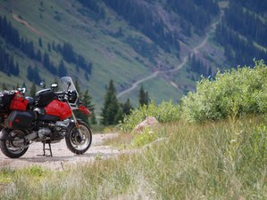14 Days Top 4 Roads Guided Motorcycle Tour in Romania