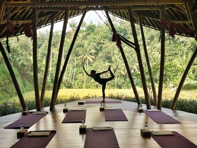7 jours en stage de yoga pour prier, manger et bouger à Bali, Indonésie