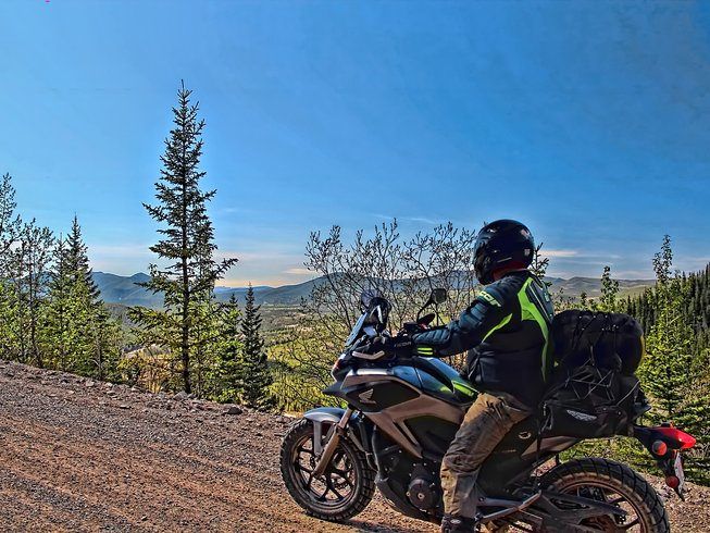 7 Days Back Roads Motorcycle Tour in Canada
