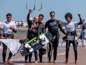 4 Day Intermediate or Advanced Kite Surf Camp Essaouira