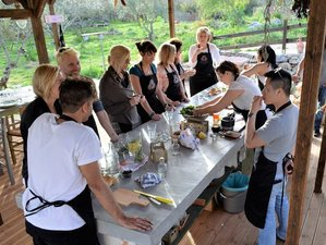4 Day Market Tours and Cooking Holidays in Crete