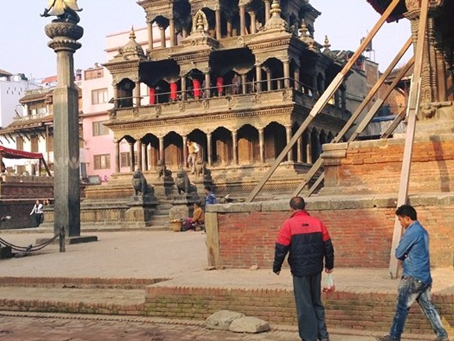 21 Tage Fitness Trek und Yoga Urlaub in Kathmandu, Nepal