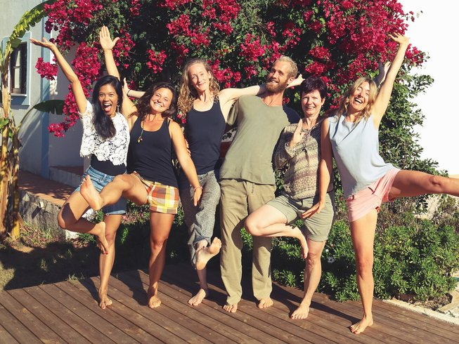 7-Daagse Meditatie en Yoga Retreat in de Algarve, Portugal