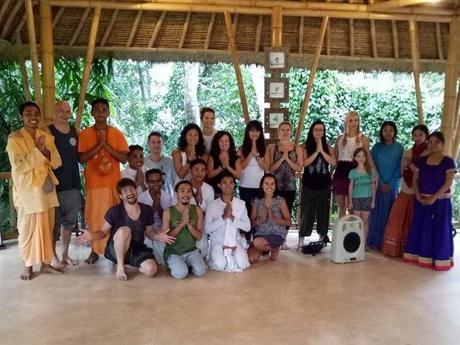 17 días profesorado de yoga de 200 horas en Bali, Indonesia