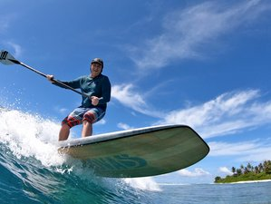 11 Day SUP Sailing with James Casey in the Maldives on the Adora Luxury Yacht in Shared Cabins