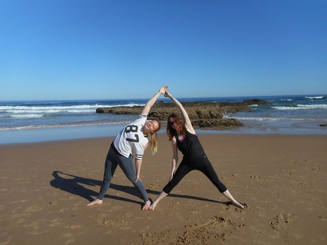 8 jours en stage de yoga inspirant à Aljezur, Portugal