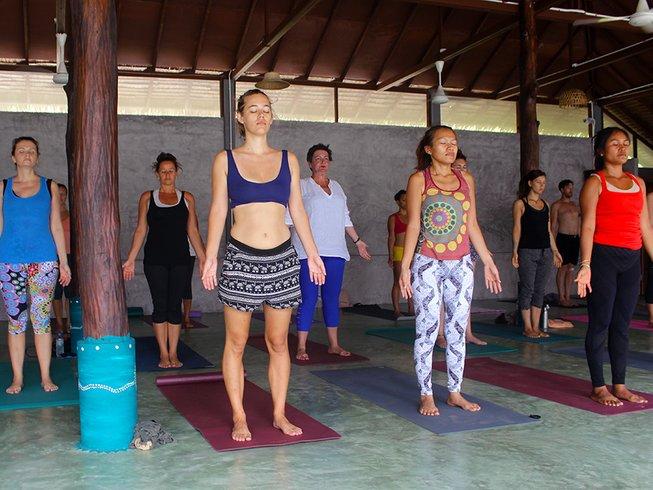 15 jours-100h de formation de professeur de yoga et de méditation à Koh Phangan, Thaïlande