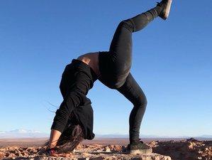 5 días de retiro de yoga, meditación y eclipse total de son en Patagonia, Chile