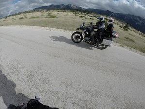 7 Days Wilderness Motorcycle Tour in Croatia and Bosnia and Herzegovina