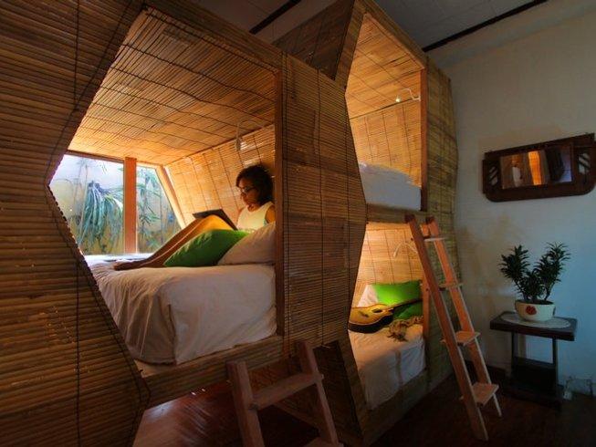 6 jours en stage de yoga et surf avec Bali Bee House à Bali, Indonésie