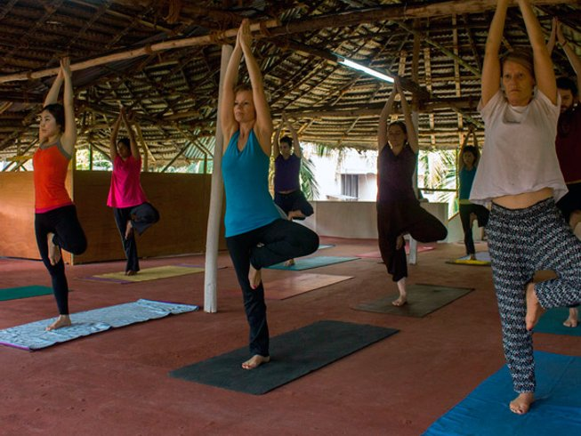 8 Days Ayurvedic Cooking and Yoga Holiday in India