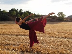 3 Day Rural Meditation and Yoga Retreat in Fonollosa, Catalonia