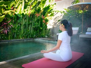 4 Day Adventure and Yoga Holiday in Ubud, Bali