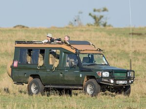 8 Days Indelible Private Safari in Kenya