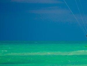 3 Days Kitesurfing Experience in El Cuyo, Yucatan, Mexico