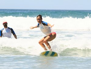 5 Tage All-Inclusive Surfen und Yoga Costa Rica