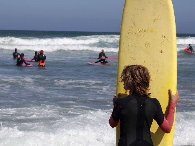 8 Tage Surfen und Yoga Urlaub in Ericeira, Portugal
