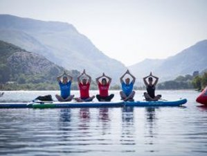 3 Days What'Sup Short Weekend SUP and Yoga Holiday on the Isle of Anglesey, UK