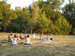 4 Days Yoga and Fitness Retreat in Clérac, France